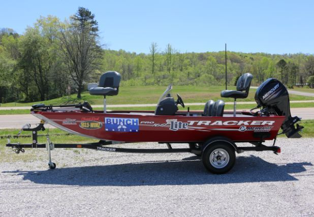 bass boat sweepstakes 2019 wimz bass kickin boat giveaway win a 2019 tracker pro 412