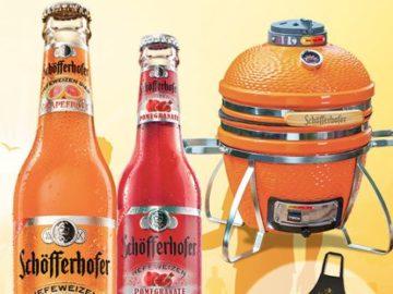 Schofferhofer Grapefruit Grillin & Chillin Sweepstakes - Win