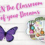 Carson Dellosa Classroom of Your Dreams Sweepstakes – Win A Gift Card