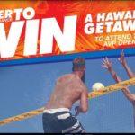 Ultimate AVP Hawaiian Getaway Contest – Win Trip