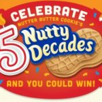 Nutter Butter Celebrate  Sweepstakes – Win Trip