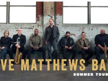 Dave Matthews Band Summer Tour Sweepstakes - Win A trip