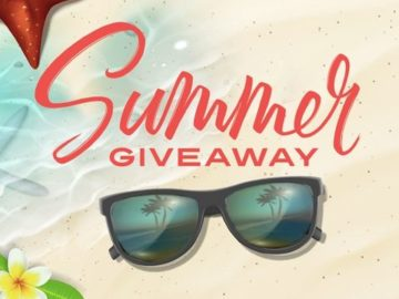 Dioptics 2019 Summer Giveaway - Win Gift Card