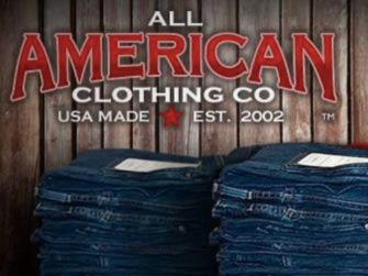All American Clothing Co. Sweepstakes - Win Gift Card
