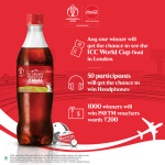 Coca Cola Contest – Win World Cup Ticket