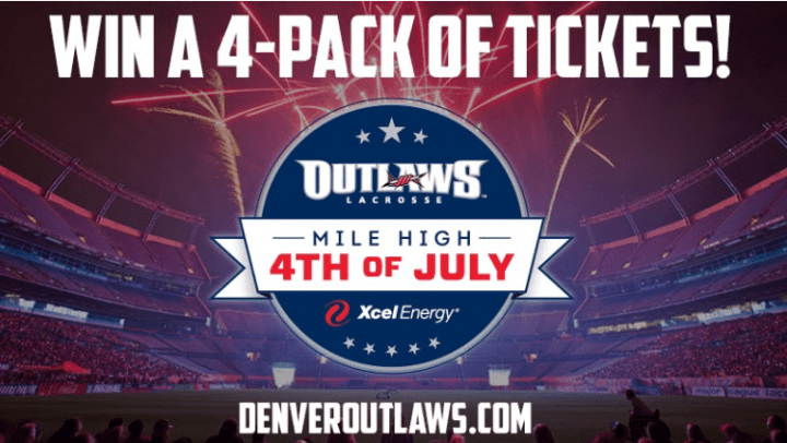 Fox Denver Outlaws Sweepstakes – Win A Tickets