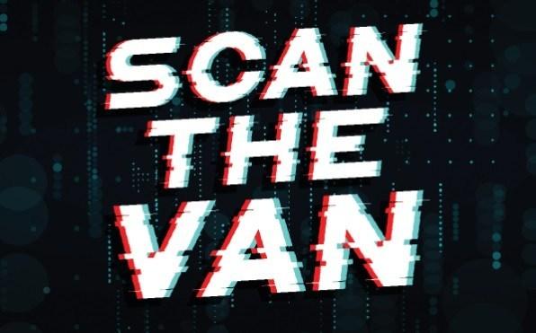 Rewind 92.5 Scan The Van Contest
