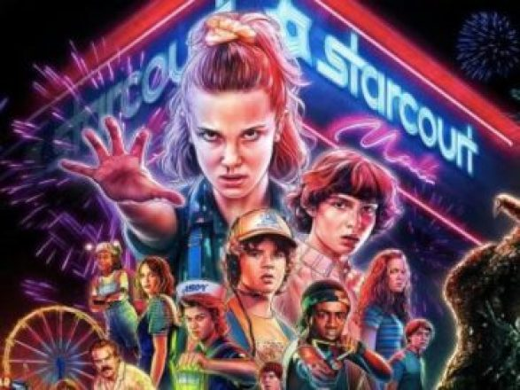 Stranger Things 3 Console Sweepstakes - Win Tickets