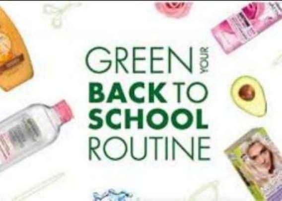 Garnier Back to School Sweepstakes - Win $500 Gift