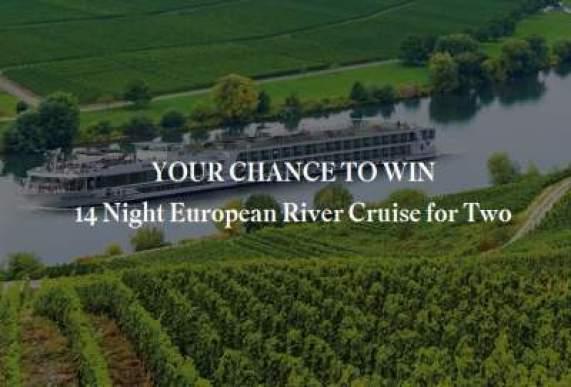 Getaway Scenic Romantic Rhine & Moselle Contest - Win Trip