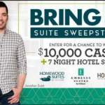 Hgtv Bring It Suite Sweepstakes – Win Cash
