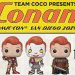 Team Coco Conan SDCC Watch and Win Giveaway