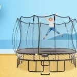 Springfree Trampoline Keep Kids Flippin' Safe Contest – Win Prize
