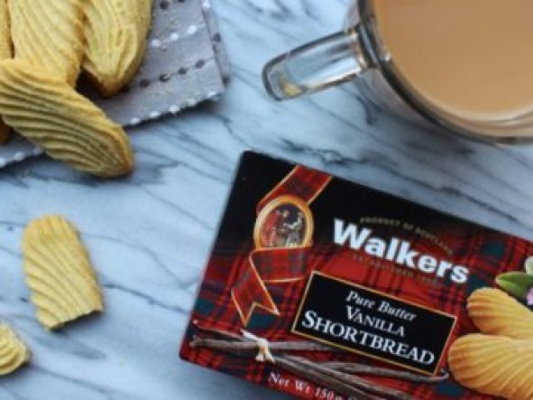 Walkers Shortbread Downton Abbey Sweepstakes