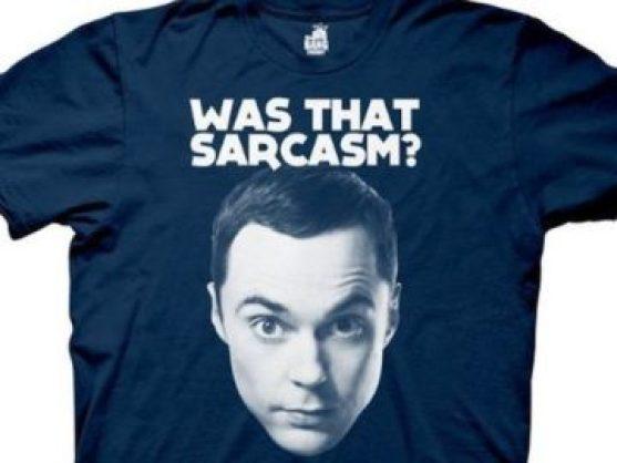Win a Sheldon Cooper Big Bang Theory T-Shirt