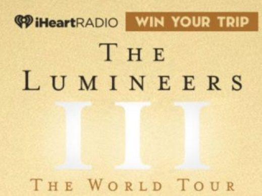 Win A Trip To See The Lumineers