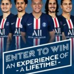 beIN Sports PSG Live in Paris Sweepstakes – Win Trip
