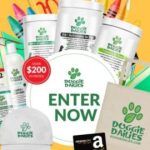 Doggie Dailies Back to School Sweepstakes – Win Gift Card
