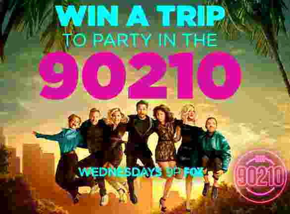 KTXL FOX40 BH 90210 Contest