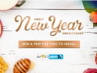 Sweet New Year Sweepstakes