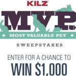 KILZ Most Valuable Pet Sweepstakes (amazonaws.com)