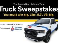 3M Company ScotchBlue Painter's Tape Sweepstakes