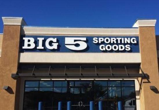 Big 5 Sporting Goods Customer Satisfaction Survey Sweepstakes