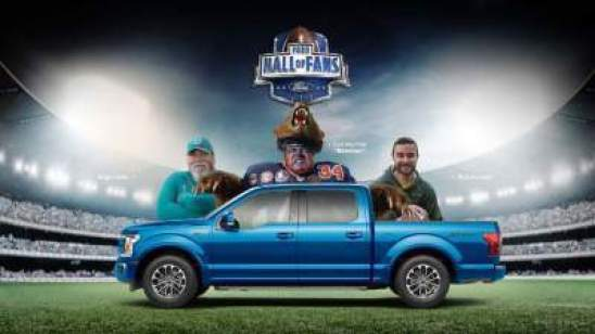 Ford Football Hall of Fans Sweepstakes
