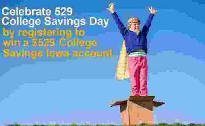 Iowa 529 College Savings Giveaway