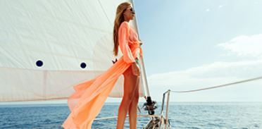 Marie Claire Sweepstakes – Jet Set Getaway Worth $100,000