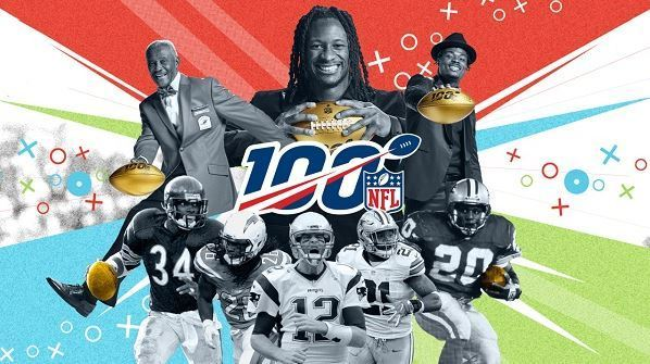 NFL Huddle for 100 Sweepstakes