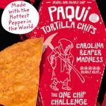 Paqui One Chip Challenge Sweepstakes (paqui.com)