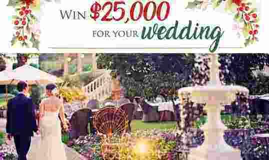 Today's Bride Win Your Wedding Sweepstakes