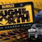 DeWalt Tough In The North Tour Contest (toughinthenorthtour.ca)