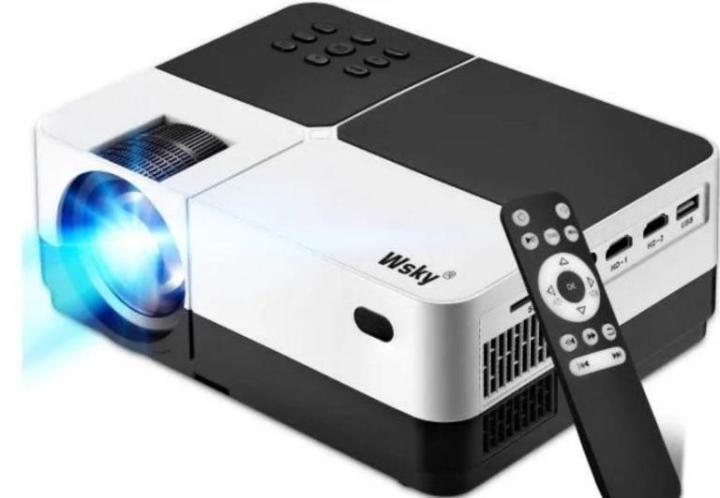 || Today's Giveaways and Sweepstakes - Win Prizes Daily || Wsky Portable Home Theater Video Projector Giveaway – Win Video Projector