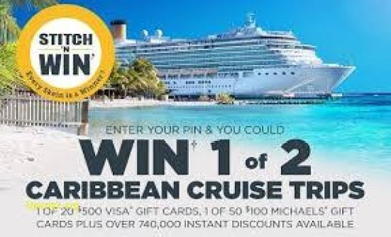 The 80s Cruise Win a Free Cabin Sweepstakes