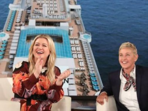 Ellen DeGeneres – Win a 7-Day, 6-Night Cruise with Norwegian Encore