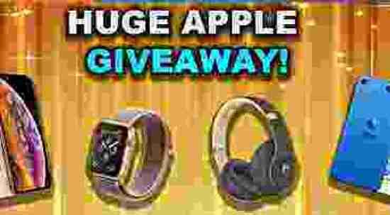 Family Fizz Huge Apple Giveaway