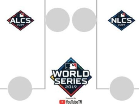 2019 MLB Postseason Bracket Challenge