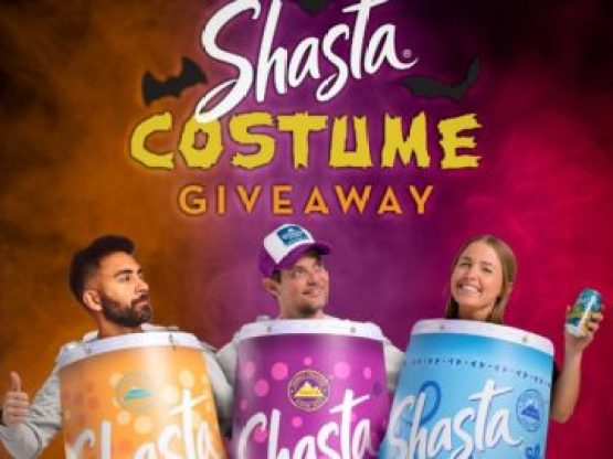 The Great Shasta Costume Giveaway