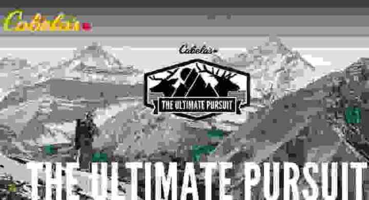 Cabela's The Ultimate Pursuit Contest