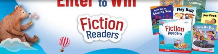Fiction Readers Read Explore Imagine Contest