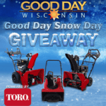 Fox 11 Online Good Day Snow Day Giveaway (fox11online.com)