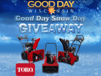 Fox 11 Online Good Day Snow Day Giveaway