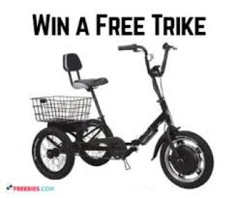 Liberty Trike - Liberty Electric Trike Giveaway