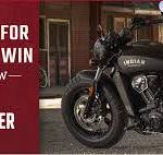 Polaris Online Giveaway (indianmotorcycle.com)