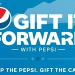 Gift it Forward with Pepsi Holiday Promotion Contest (giftwithpepsi.com)