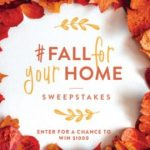 Better Homes & Gardens Fall for Your Home Sweepstakes (bhgre.com)