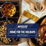 Anolon Gourmet Cookware Home for the Holidays Sweepstakes (anolon.com)
