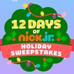 Nick Jr. Holiday IWG and Sweepstakes